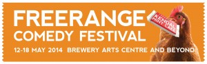 Freerange Comedy Festival